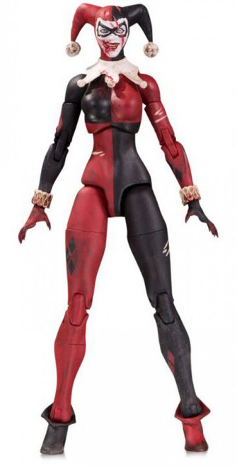 DC Essentials Harley Quinn Action Figure [DCeased] (Pre-Order ships November)