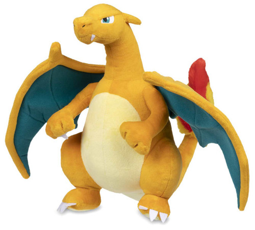 Pokemon Charizard Exclusive 17.75-Inch Plush