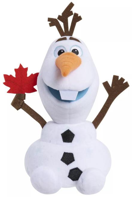 Disney Frozen Frozen 2 Olaf 8-Inch Plush with Sound [with Leaf]