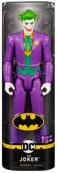 DC Batman Creature Chaos The Joker Action Figures