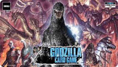 Card Supplies Godzilla Card Game Playmat