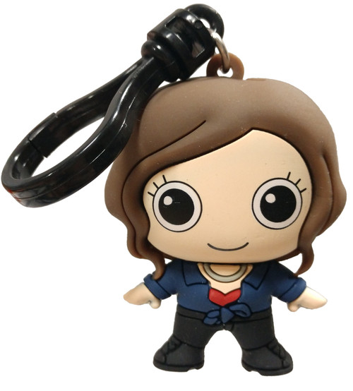 DC 3D Figural Keyring Birds of Prey Renee Montoya Keychain [Exclusive A Loose]