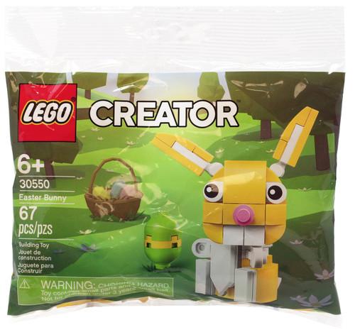 LEGO Creator Easter Bunny Mini Set #30550 [Bagged]
