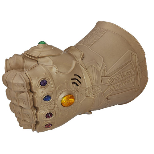 Marvel Avengers Infinity War Infinity Gauntlet Electronic Fist [Kids Version, Loose]