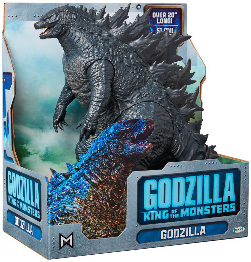 King of the Monsters Godzilla Deluxe Action Figure [Damaged Package]