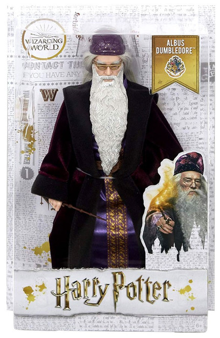 Harry Potter Wizarding World Albus Dumbledore 11-Inch Doll [Damaged Package]