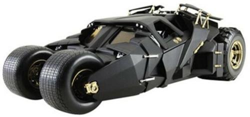 Batman The Dark Knight Hot Wheels Elite Batmobile Diecast Car [Tumbler, Version 2]