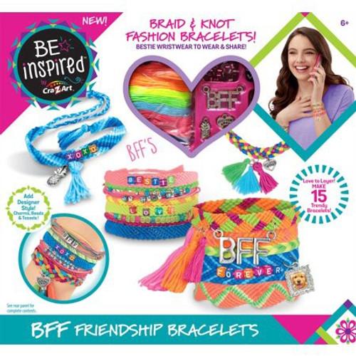 Be Inspired BFF Friendship Bracelets