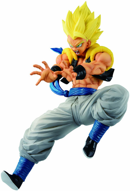 Dragon Ball Ichiban Super Saiyan Gogeta 7-Inch Collectible PVC Figure [Rising Fighters]