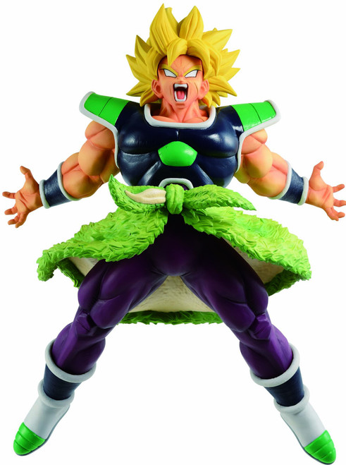 Dragon Ball Ichiban Super Saiyan Broly 9.4-Inch Collectible PVC Figure [Rising Fighters]