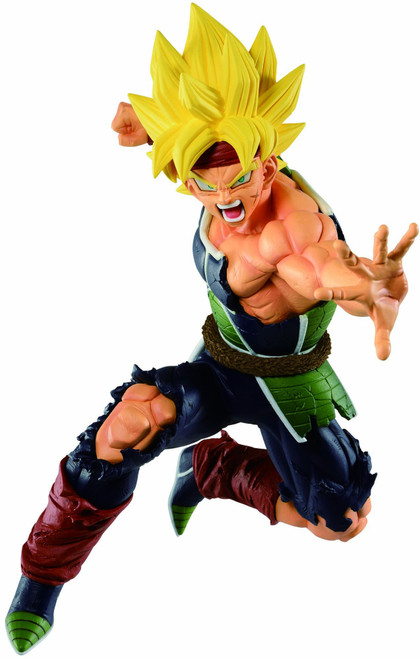 Dragon Ball Ichiban Super Saiyan Bardock 7-Inch Collectible PVC Figure [Rising Fighters]