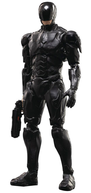 Robocop (2014) Robocop Exclusive Action Figure [Black Armor] (Pre-Order ships April)