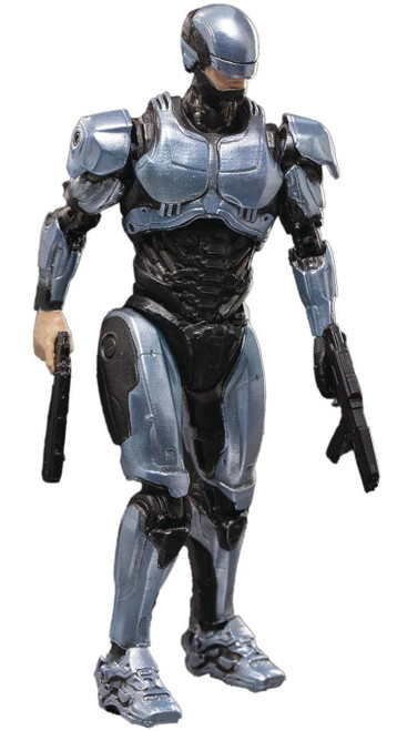 Robocop (2014) Robocop Exclusive Action Figure [Silver Armor] (Pre-Order ships April)