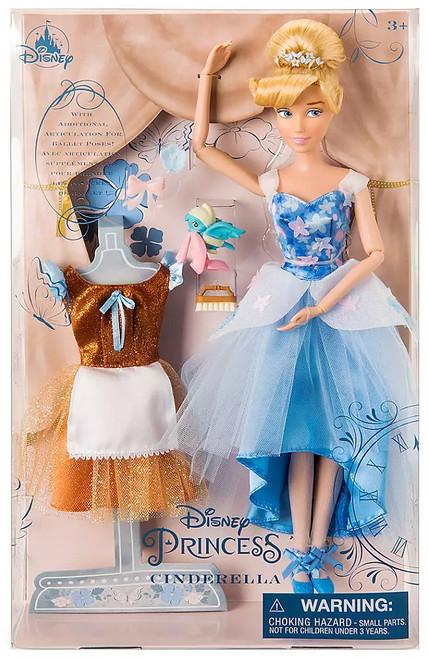 Disney Princess Cinderella Exclusive 11 1/2-Inch Doll