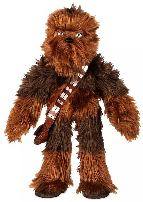 Disney Star Wars The Rise of Skywalker Chewbacca Exclusive 19-Inch Plush