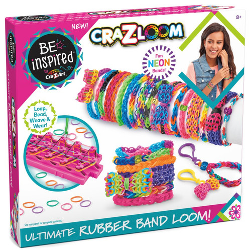 Be Inspired Ultimate Rubber Band Loom