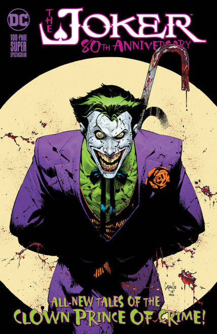 DC Joker 80th Anniversary #1 100 Page Super Spectaular Comic Book