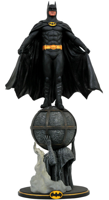 Batman (1989) DC Gallery Batman 11-Inch PVC Statue [1989 Movie]