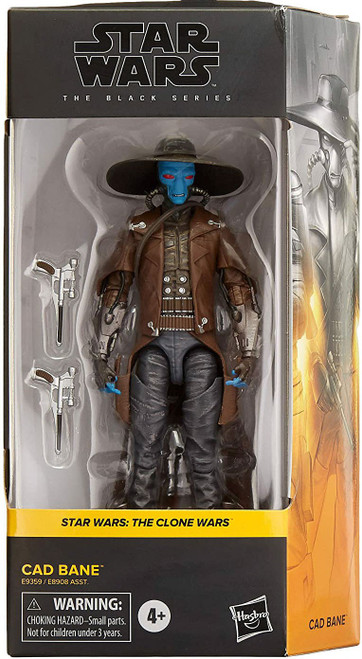 Star Wars Clone Wars Black Series Wave 27 Cad Bane Action Figure (Pre-Order ships January)