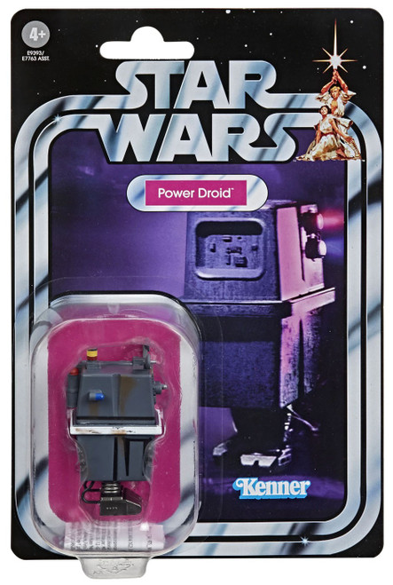 Star Wars A New Hope Vintage Collection Wave 1 Power Droid Action Figure