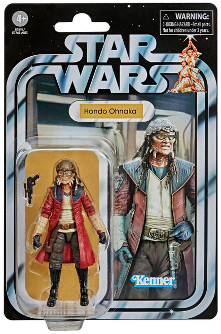 Star Wars 2020 Vintage Collection Wave 2 Hondo Ohnaka Action Figure