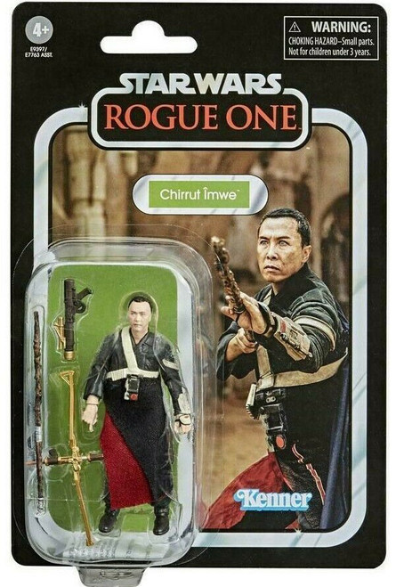 Star Wars Rogue One 2020 Vintage Collection Wave 2 Chirrut Imwe Action Figure