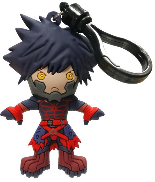 Disney 3D Figural Bag Clip Kingdom Hearts Series 4 Vanitas Keychain [Loose]