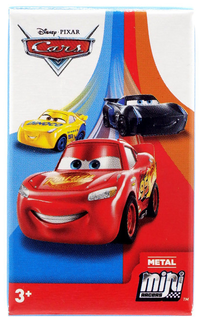 Disney Cars 3 Metal Mini Racers Series 2 Mystery Pack