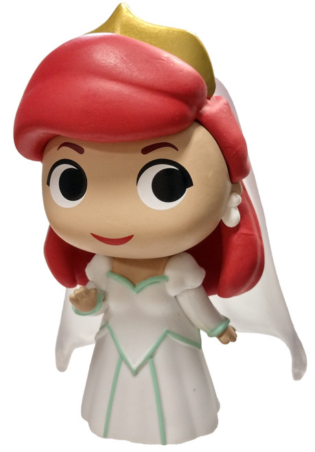 Funko Disney The Little Mermaid Ariel in Wedding Dress 1/12 Mystery Minifigure [Loose]