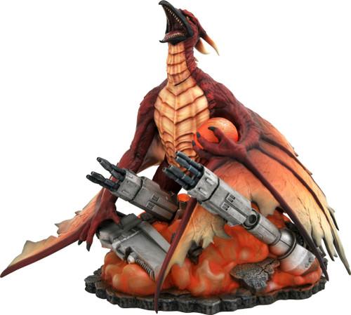 Godzilla 1993 Godzilla vs. Mechagodzilla II Godzilla Gallery Rodan 8-Inch PVC Diorama Statue [1993 Version]