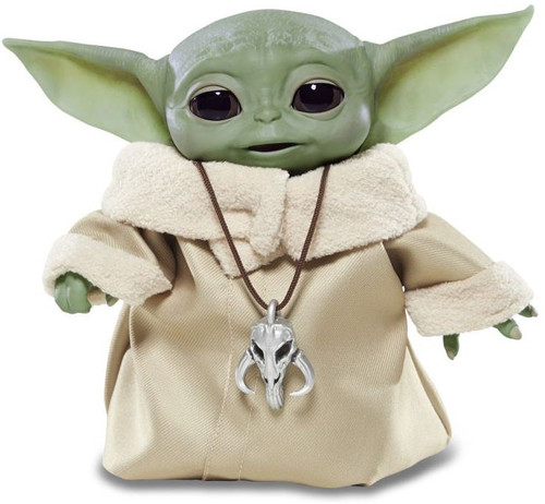 Star Wars The Mandalorian The Child Animatronic [Baby Yoda / Grogu]