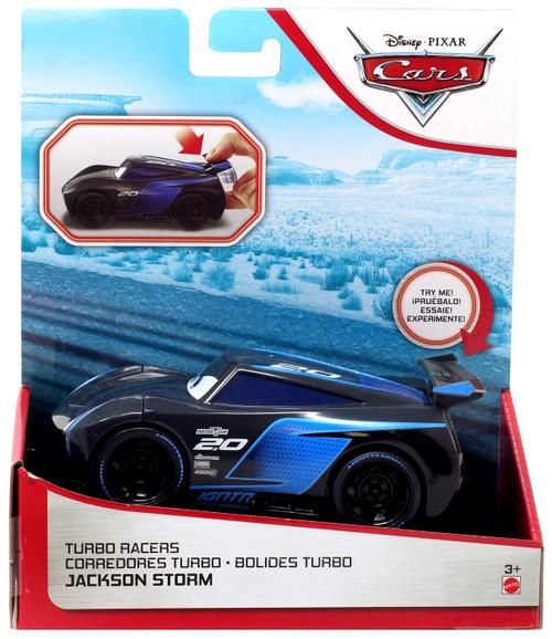 Disney / Pixar Cars Cars 3 Turbo Racers Jackson Storm Vehicle