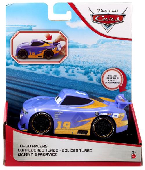 Disney / Pixar Cars Cars 3 Turbo Racers Danny Swervez Vehicle