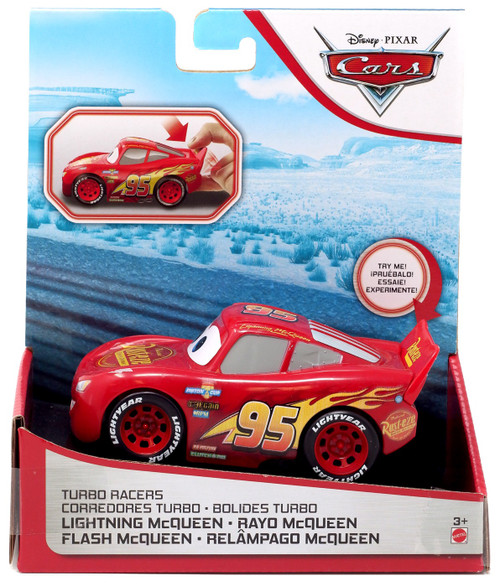 Disney / Pixar Cars Cars 3 Turbo Racers Lightning McQueen Vehicle