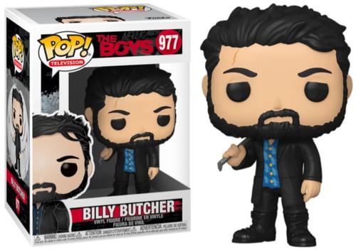 Funko The Boys POP! TV Billy Butcher Vinyl Figure (Pre-Order ships February)