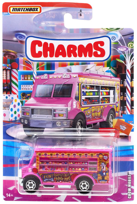 Matchbox Chow Mobile Diecast Vehicle #1/6 [Charms]
