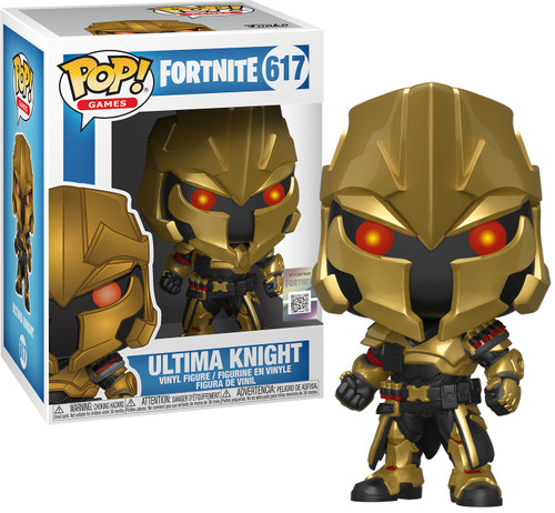 Funko Fortnite Pop! Games UltimaKnight Vinyl Figure