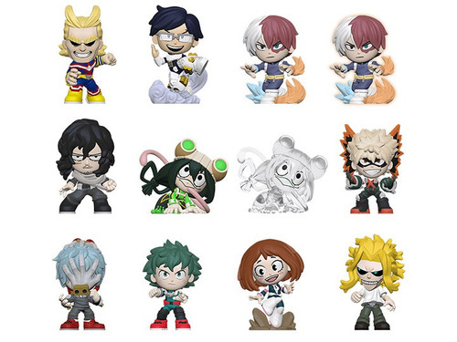 Funko Mystery Minis My Hero Academia Mystery Box [12 Packs]