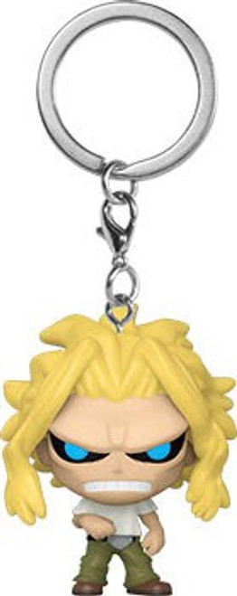 Funko My Hero Academia POP! Animation All Might Keychain [Weakened state] (Pre-Order ships February)