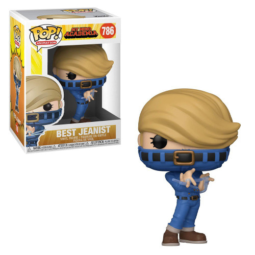 Funko My Hero Academia POP! Animation Best Jeanist Vinyl Figure (Pre-Order ships February)