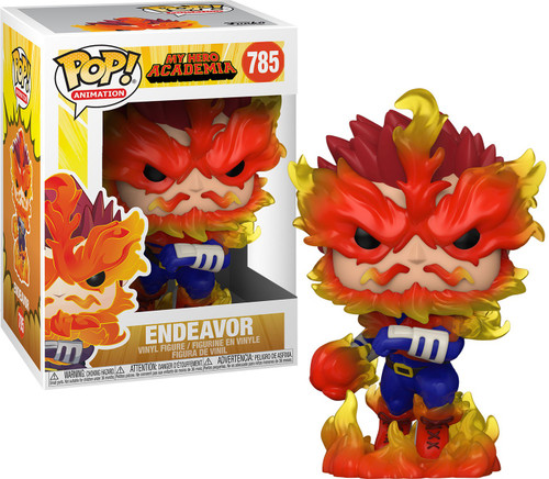 Funko My Hero Academia POP! Animation Endeavor Vinyl Figure #785