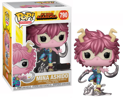 Funko My Hero Academia POP! Animation Mina Ashido Exclusive Vinyl Figure [Metallic] (Pre-Order ships February)
