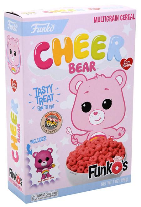 FunkO's Care Bears Cheer Bear Exclusive Vinyl Figure