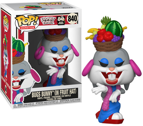 Funko Bugs 80th POP! Animation Salsa Bugs Bunny Vinyl Figure