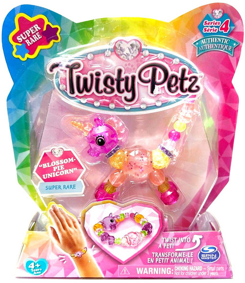 Twisty Petz Series 4 Blossom-Pie Unicorn Bracelet