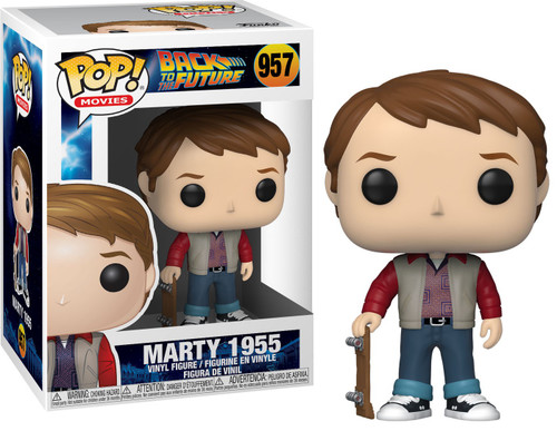 Funko Back to the Future POP! Movies Marty 1955 Vinyl Figure