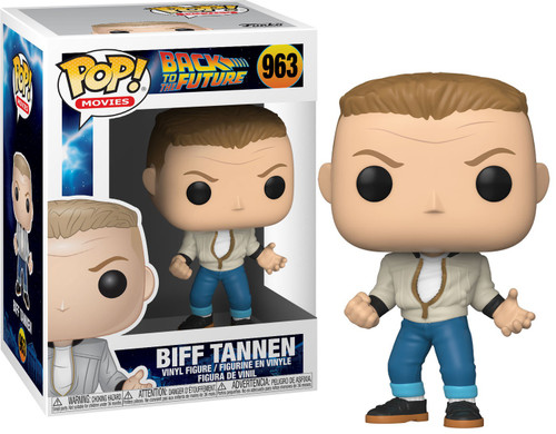 Funko Back to the Future POP! Movies Biff Tannen Vinyl Figure