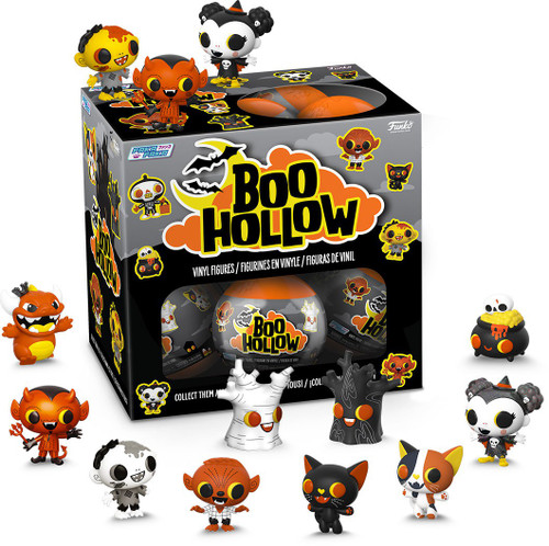 Funko Paka Paka Mini Figure Boo Hollow Mystery Box [18 Packs]
