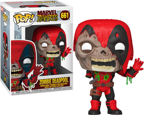 Funko Marvel Zombies POP! Marvel Deadpool Vinyl Figure [Marvel Zombies] (Pre-Order ships December)