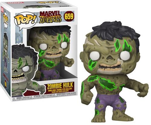 Funko Marvel Zombies POP! Marvel Hulk Vinyl Figure [Marvel Zombies] (Pre-Order ships January)